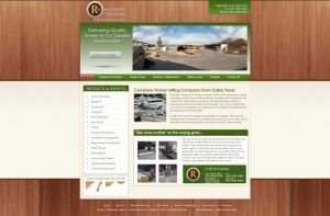 richardsontimbers.com websiite