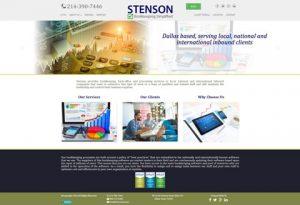 stensonfs.com website